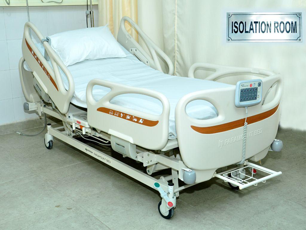 ICU-isolation