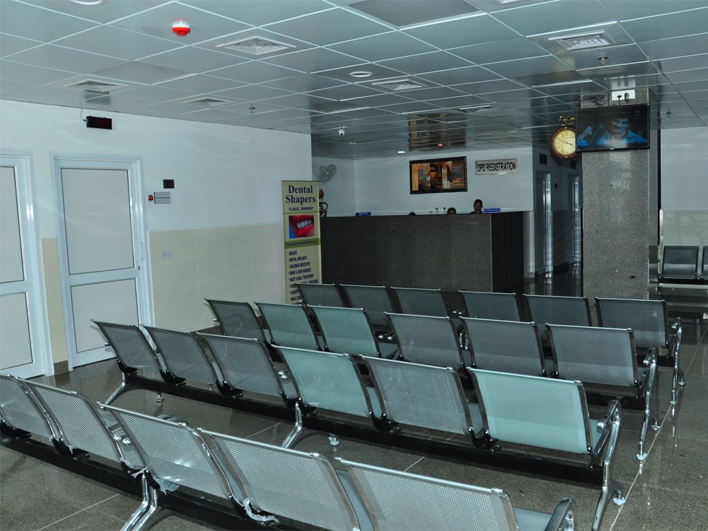 OPD Waiting Area